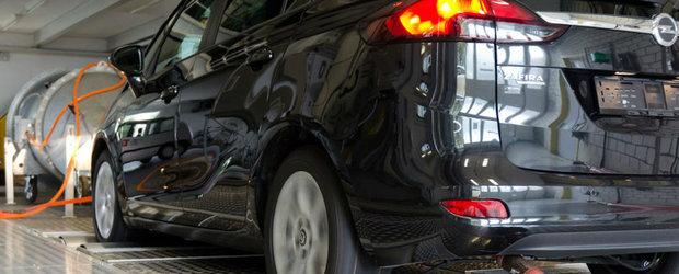Opel este luat la tinta in Europa din cauza emisiilor