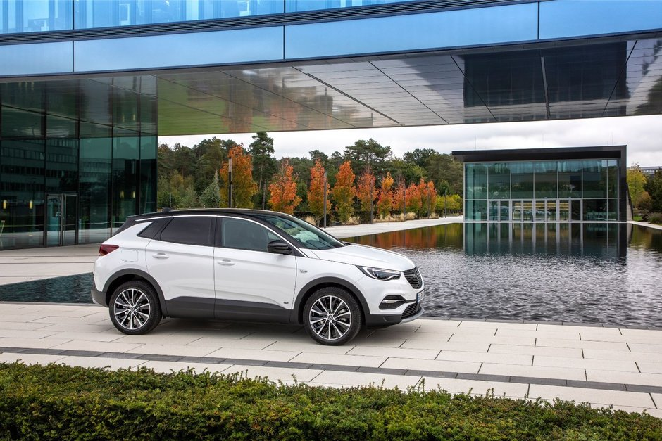 Opel Grandland X Hybrid