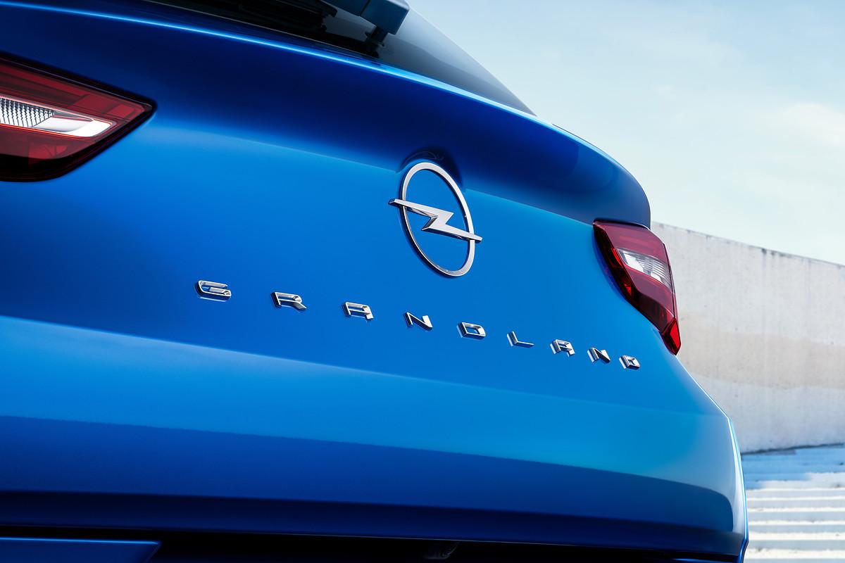 Opel Grandland - Opel Grandland