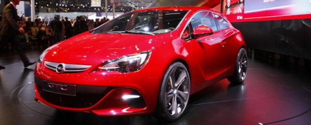 Opel GTC Paris - Un concept de neratat!