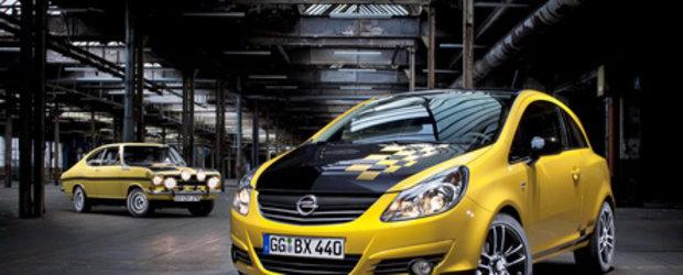 Opel imbraca Corsa in straie de sarbatoare: Color Race