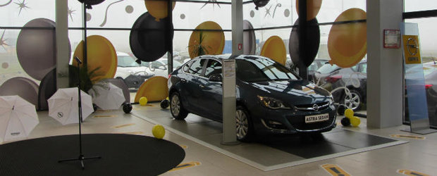 Opel inaugureaza un nou sediu la Iasi