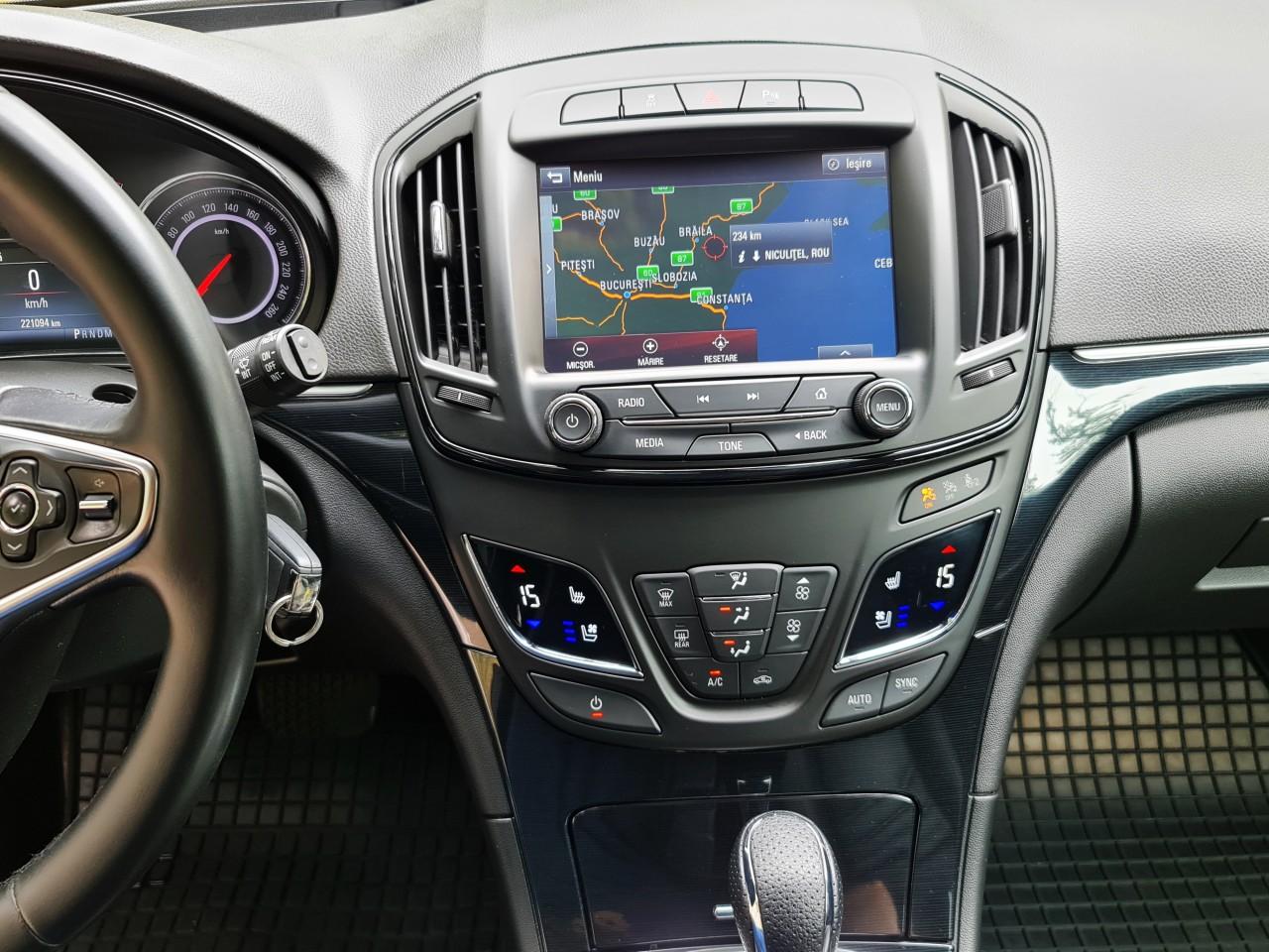 Opel Insignia 1,6 CDTI EURO 6 cutie automata full options an fab. 2016