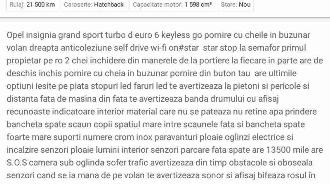 Opel Insignia 16 2018