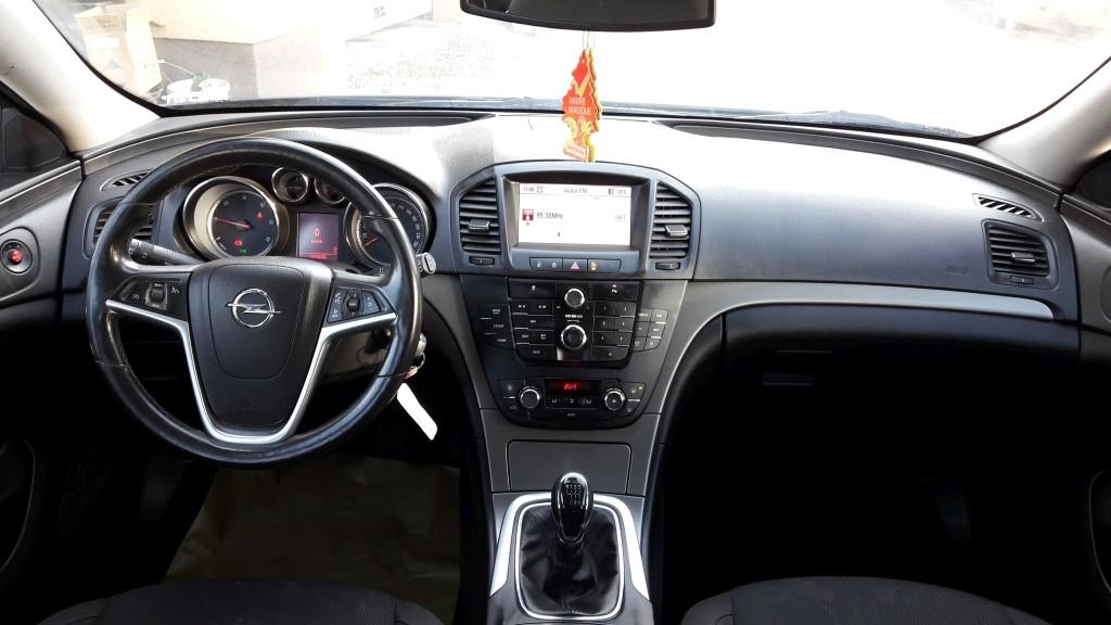 Opel Insignia 2.0 CDTI 2010