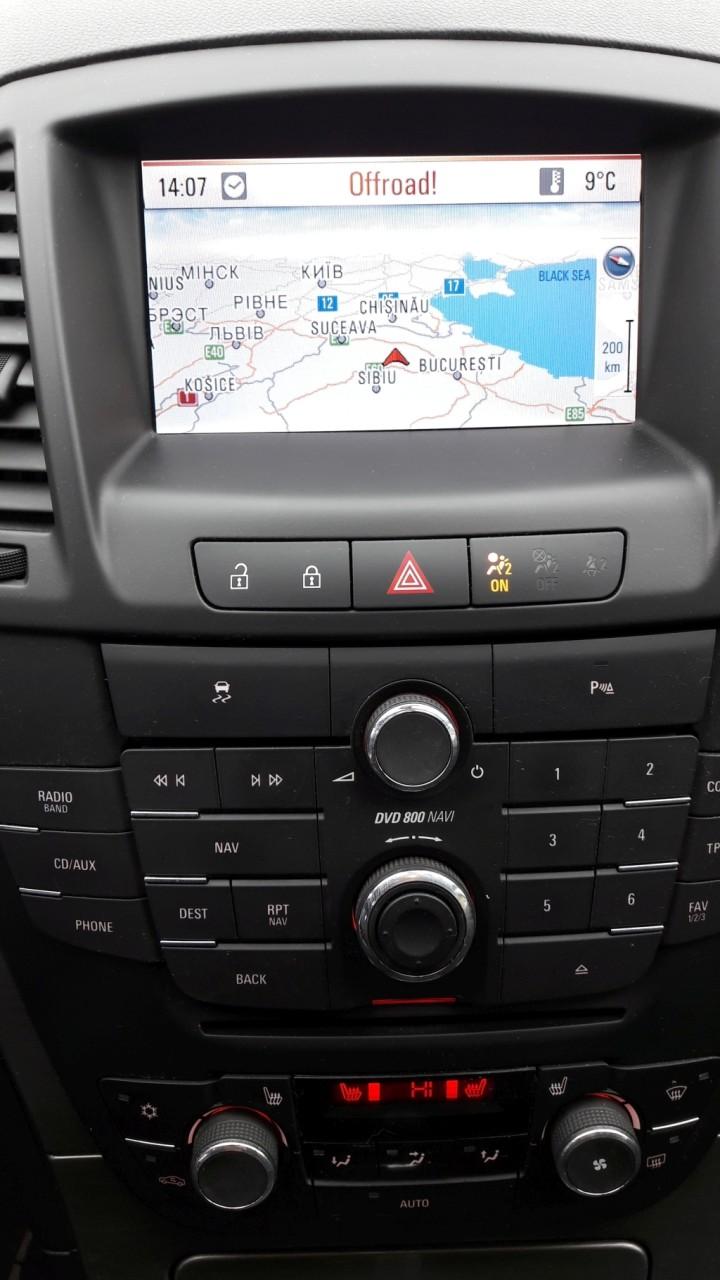 Opel Insignia 2.0 CDTI 2011