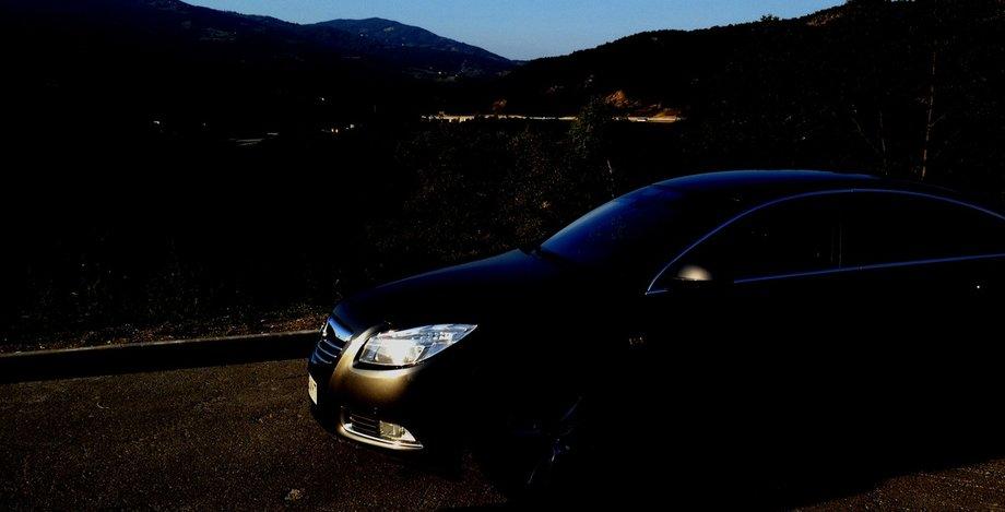 Opel Insignia 2.0 cdti rechinu'