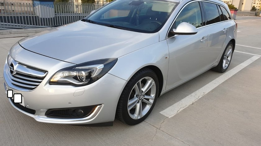 Opel Insignia 2.0 diesel 2015