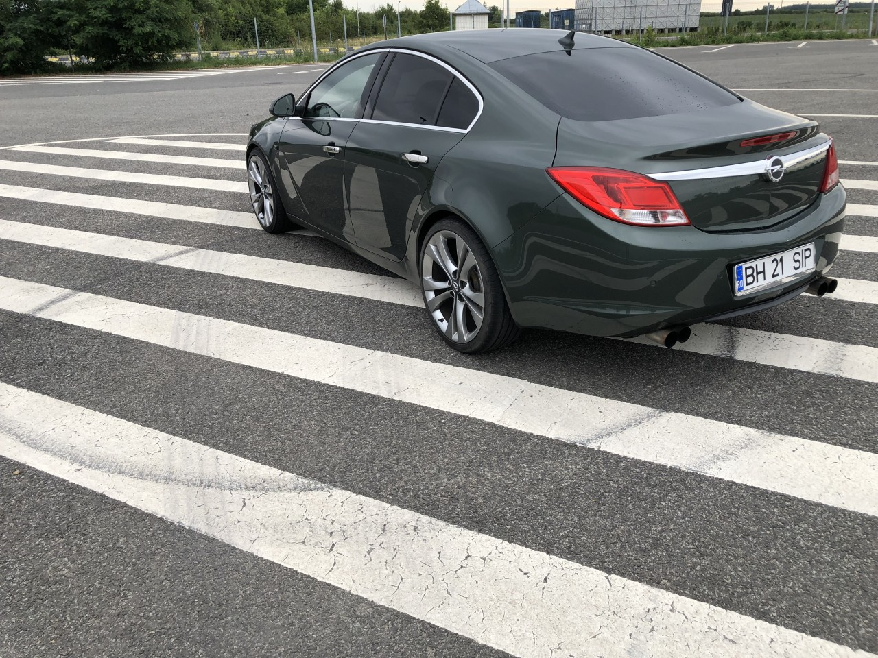 Opel Insignia 2.0 T 300 cp 2009