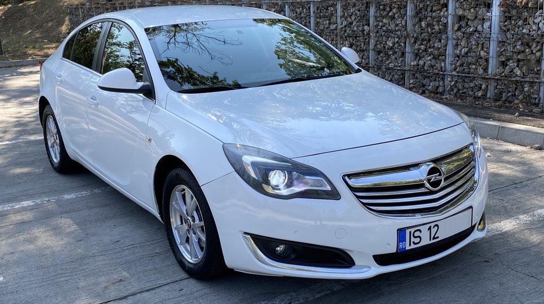 Opel Insignia 2.0 TDI full LED bi-xenon 2014