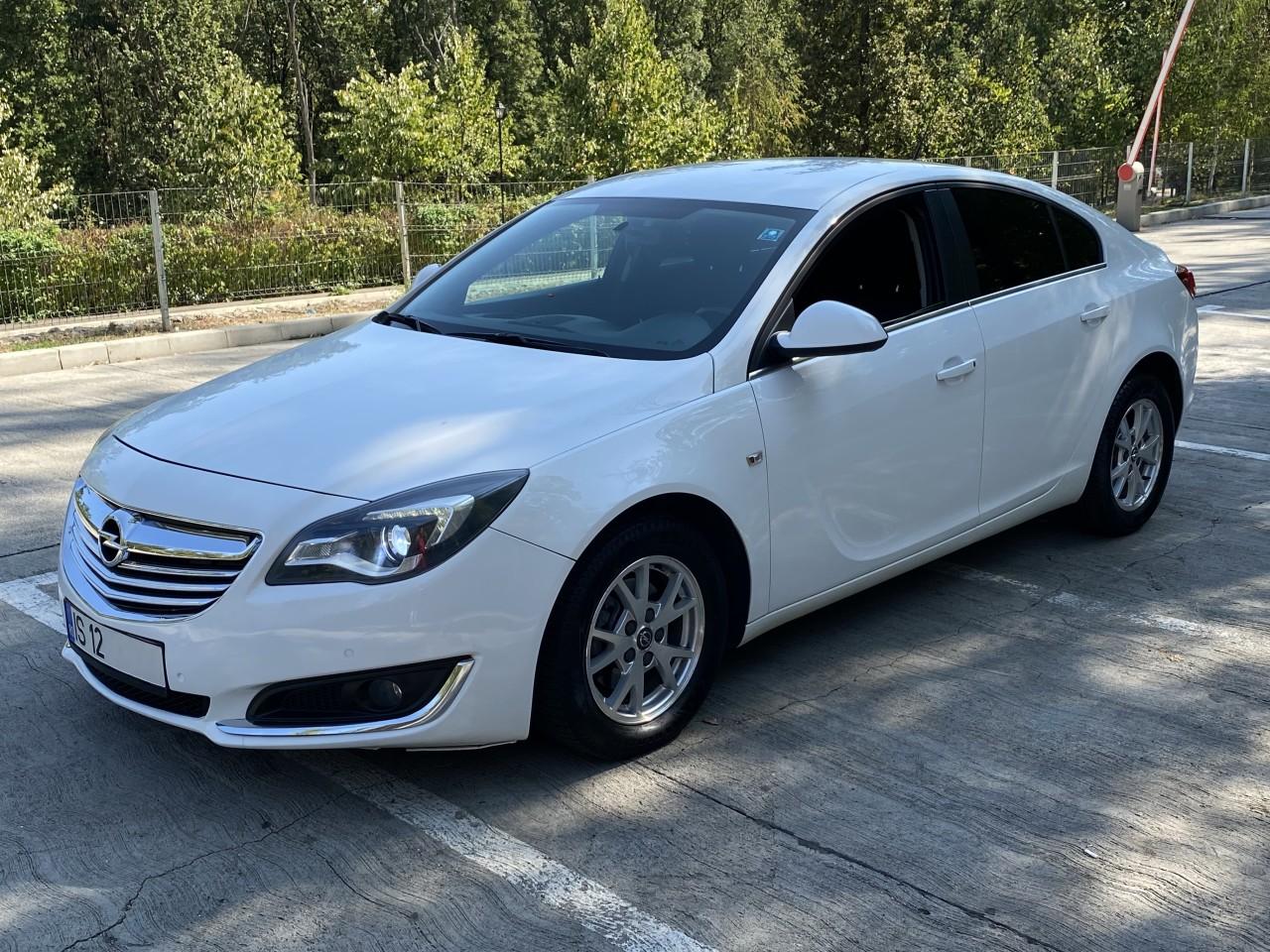 Opel Insignia 2.0 TDI full led fab. 2014