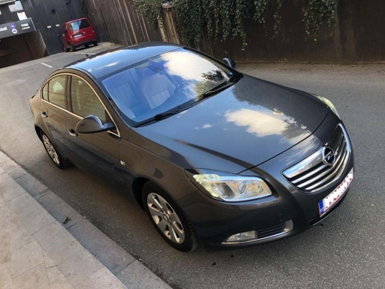 Opel Insignia 2.0diesel 2009