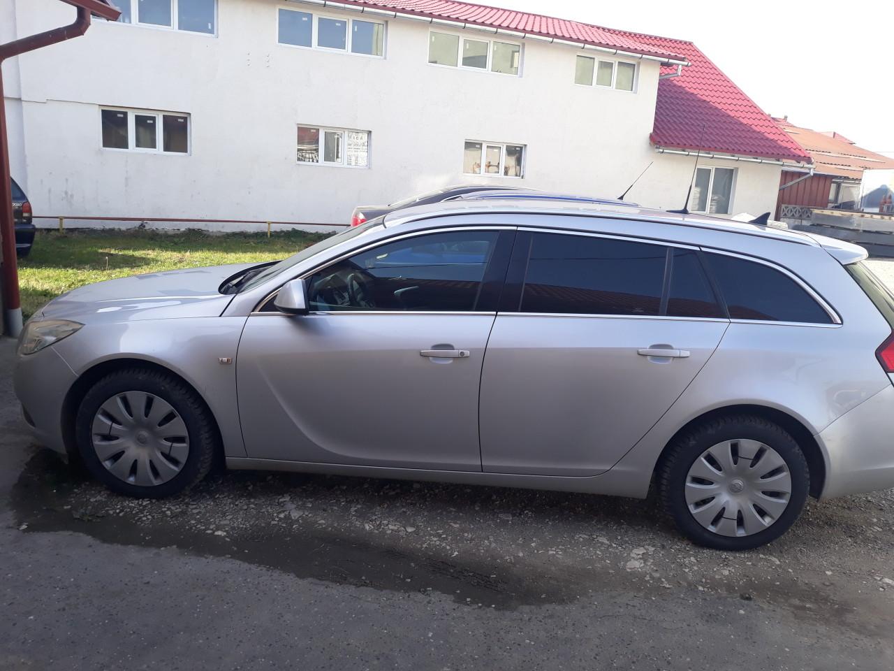 Opel Insignia A20DTH 2010