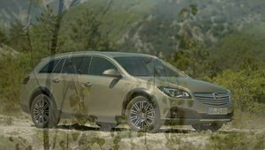 Opel Insignia Country Tourer - Video Oficial