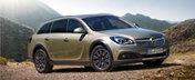 Opel prezinta Insignia Country Tourer