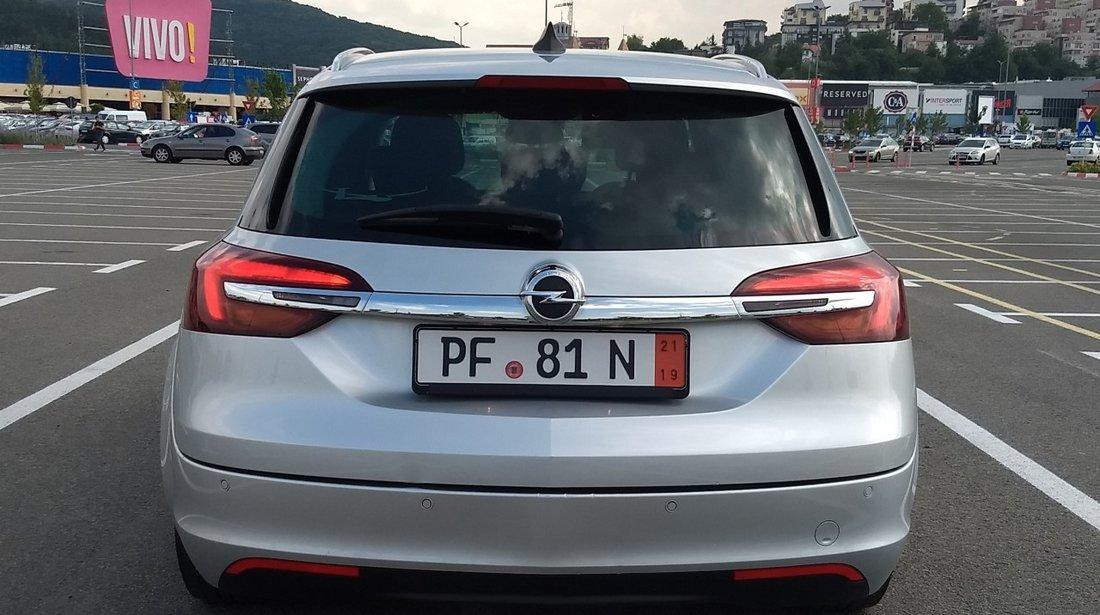 Opel Insignia EURO 6 Diesel Inmatriculat Acum  Full LED 2016