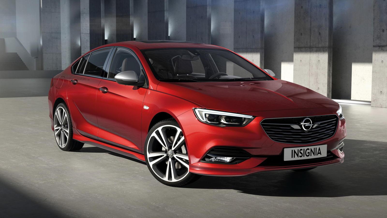 Opel Insignia Exclusive - Opel Insignia Exclusive