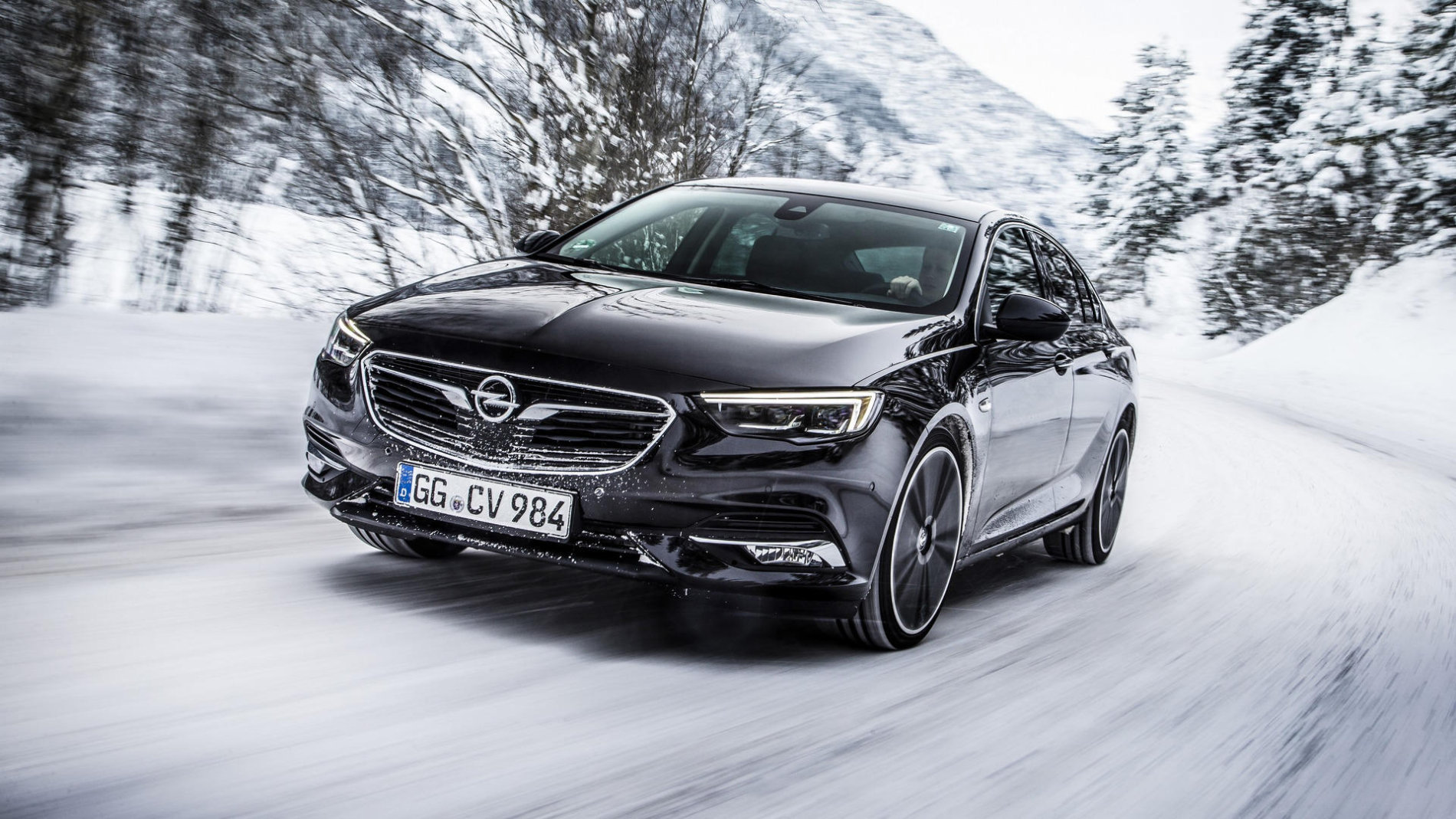 Opel Insignia Grand Sport 4x4 - Opel Insignia Grand Sport 4x4