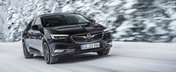 Opel Insignia Grand Sport primeste un sistem 4x4 de ultima generatie