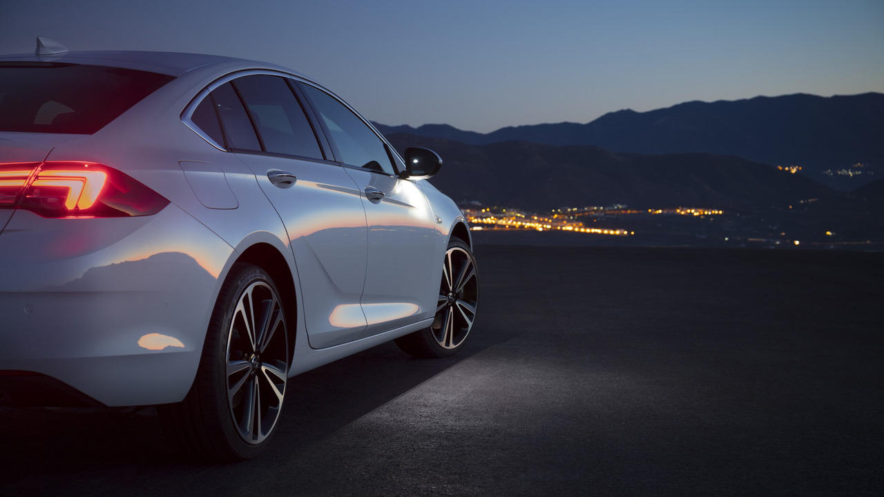 Opel Insignia Grand Sport - Opel Insignia Grand Sport