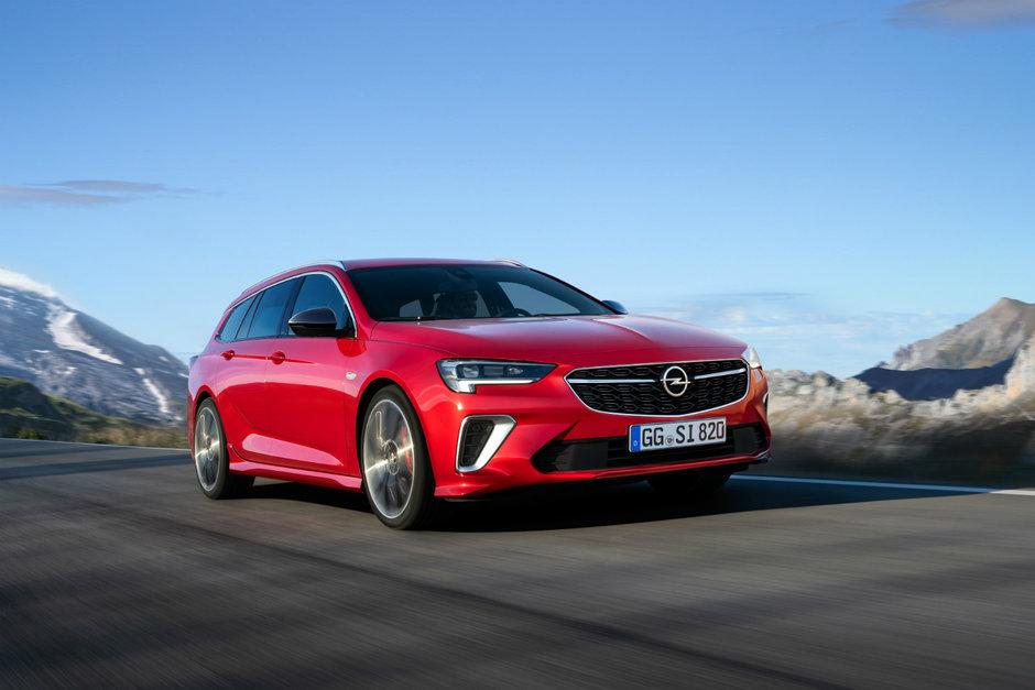 Opel Insignia GSi Facelift