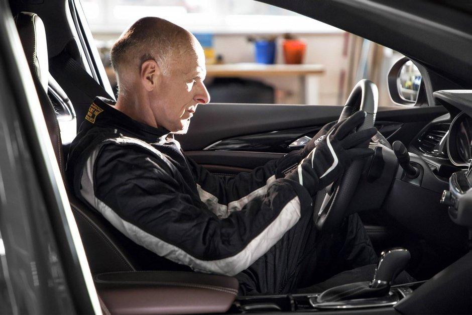 Opel Insignia GSi la Nurburgring