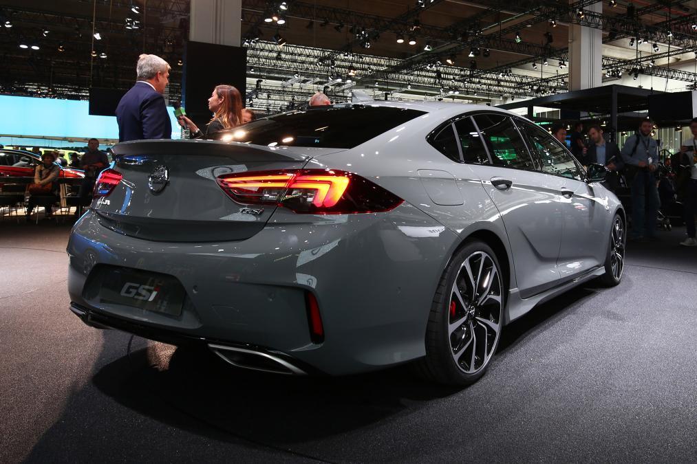 Opel Insignia GSi - Poze reale - Opel Insignia GSi - Poze reale