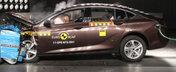 Siguranta-i litera de lege la Opel. Noul Insignia a primit 5 stele la EuroNCAP