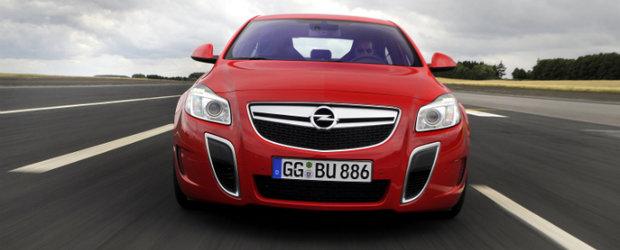 Opel Insignia OPC Unlimited, viteza maxima 270 km/h