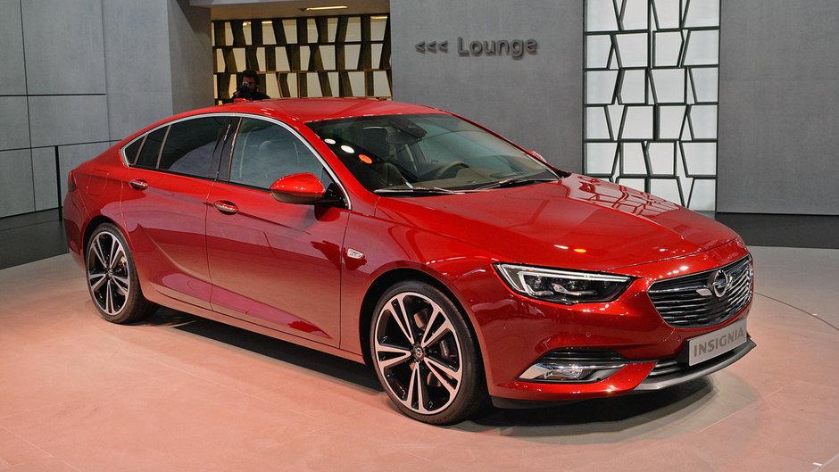Opel Insignia - Poze reale