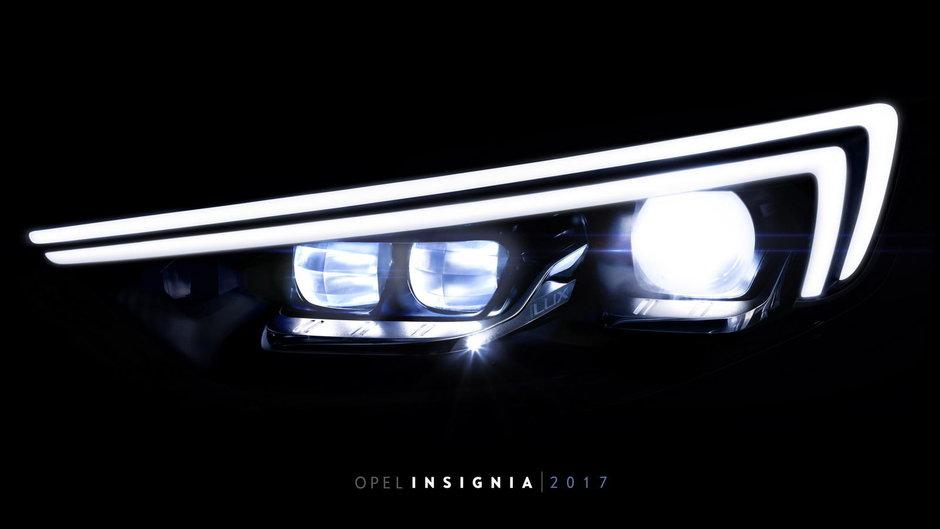 Opel Insignia - Primele Poze
