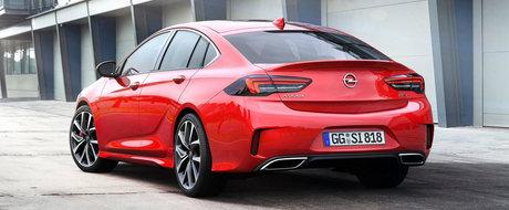 Opel invie emblema GSi. Cand si unde poti vedea pe viu prima masina din noua serie