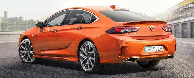 Opel invie emblema GSi. Cat costa prima masina din noua serie