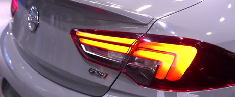 Opel invie emblema GSi. POZE REALE cu prima masina din noua serie