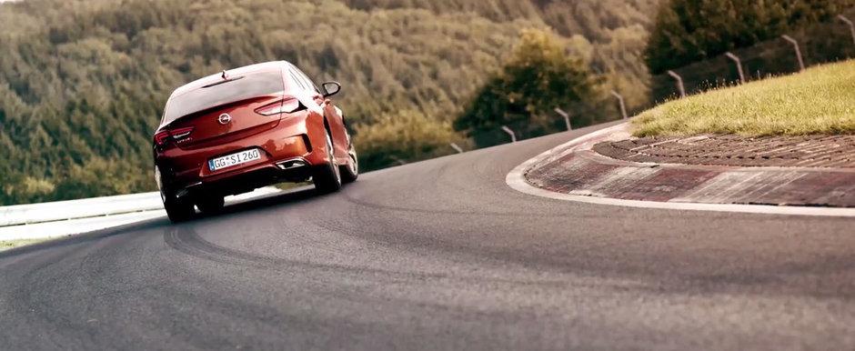 Opel invie emblema GSi. VIDEO cu prima masina din noua serie