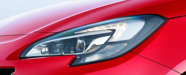 Opel isi mareste familia de sportive. Cum arata noua masina din seria GSi