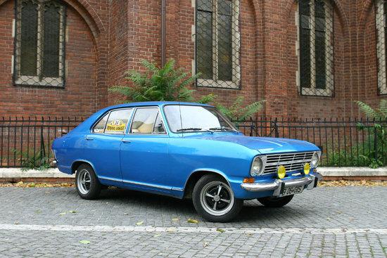 Opel Kadett 1970