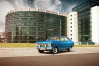 Opel Kadett B readus la viata de un bucurestean