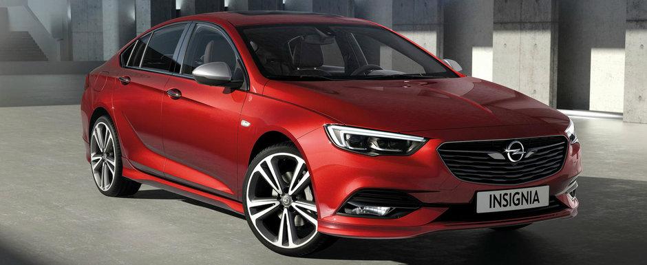 Opel, la fel de tare ca Bentley. Noul Insignia va fi construit la comanda, dupa specificatiile clientului