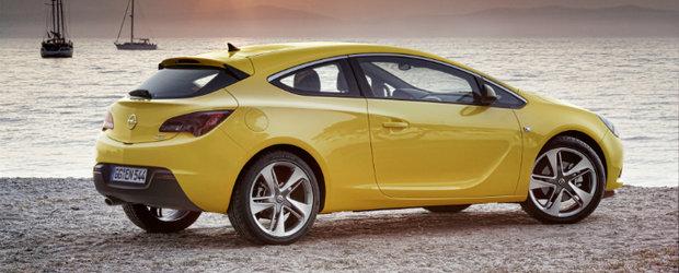 Opel la IAA: un cvartet de premiere mondiale