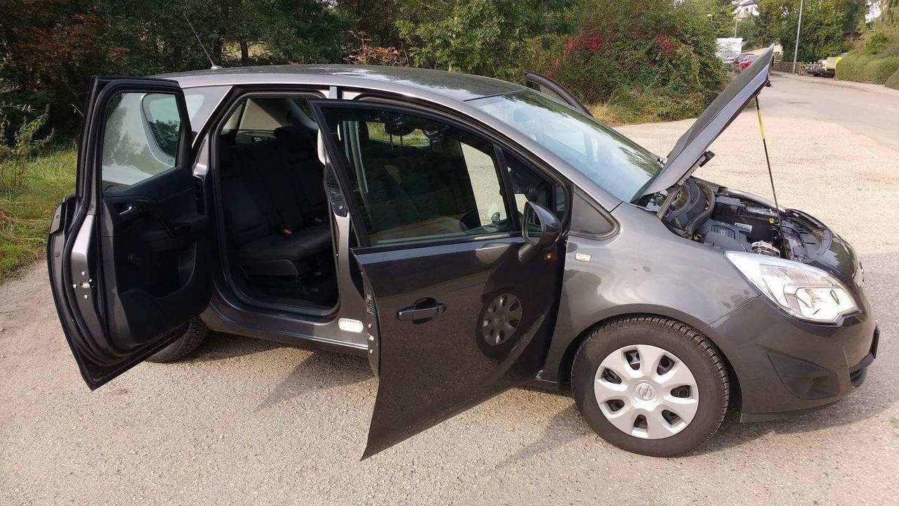 Opel Meriva 1.3 CDTI Eco Flex 2012