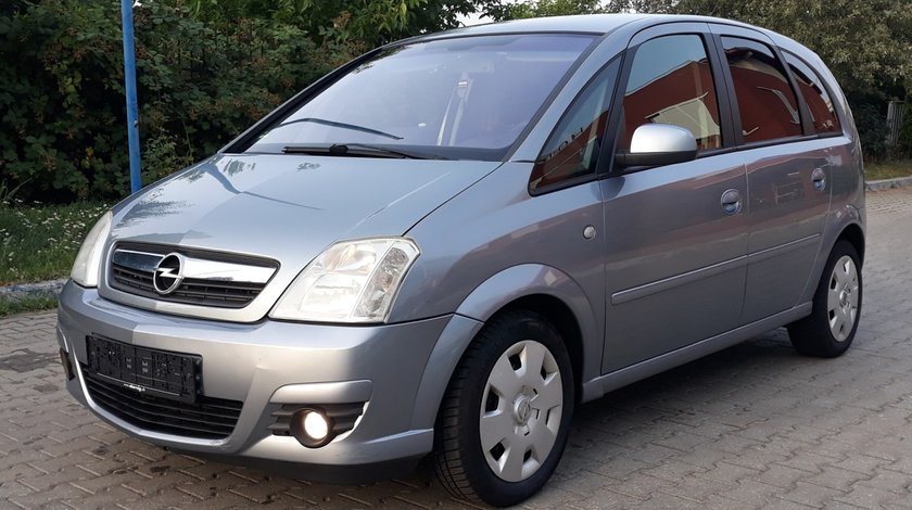 Opel Meriva 1.7Cdti 125Cp.6+1Viteze.Euro4.Klima 2008