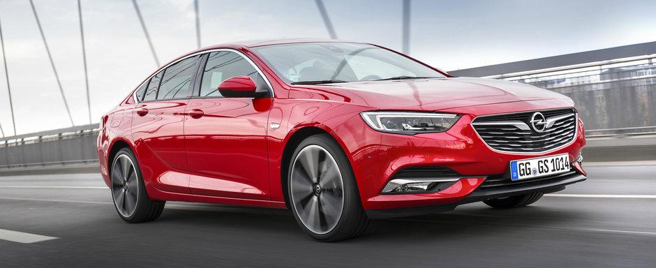 Opel mizeaza pe diesel. Gama Insignia primeste un motor de 2.0 litri si 210 cai putere