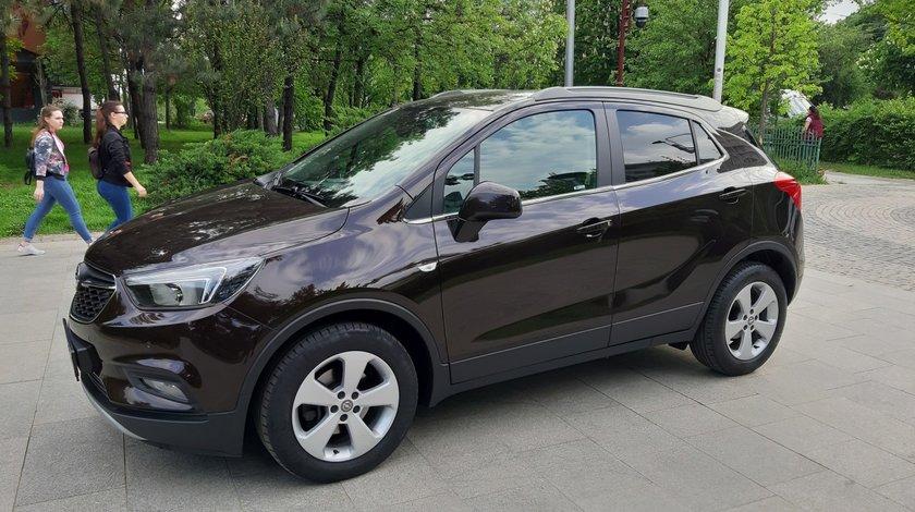 Opel Mokka diesel 2017