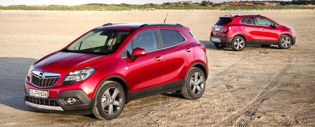Opel Mokka - Totul despre noul crossover din Russelsheim