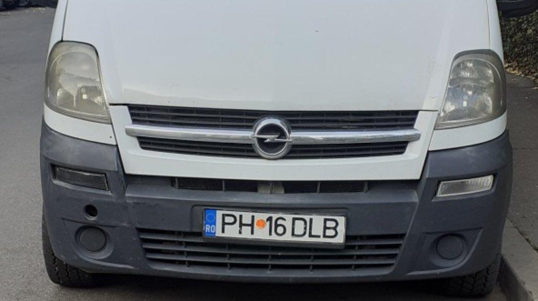 Opel Movano 2.5 2004