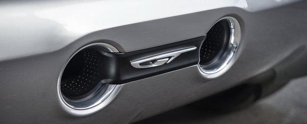 Opel ne arata viitorul GT intr-un nou teaser video