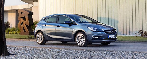 Opel ne invita sa descoperim noul Astra K in peste 130 de imagini proaspete