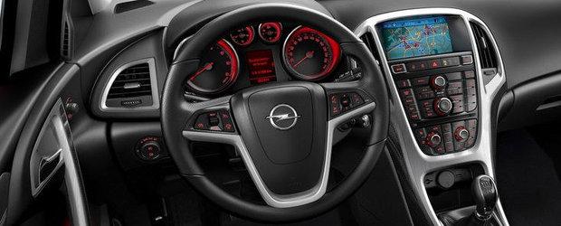 Opel primeste nota maxima la testul ACE pentru sistemele cu utilizare intuitiva