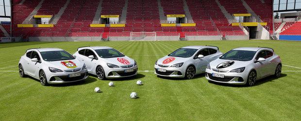 Opel revine in Bundesliga, prima liga de fotbal germana
